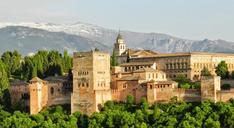 Op vakantie naar Andalusië