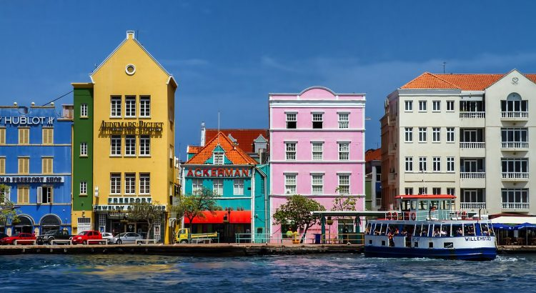 Op vakantie naar Curaçao